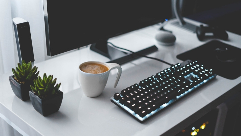 Best Quiet Keyboards For Gaming or Typing Top 8 Quietest List For 2018