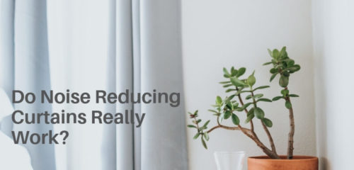 Do noise reducing curtains really work