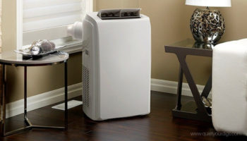 Top 5 Quietest Portable Air Conditioner of 2021: Reviews and Buyer's Guide