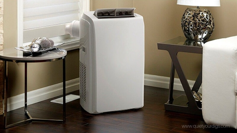 Best Quietest Portable Air Conditioner of 2019 Reviews and Buyer's Guide