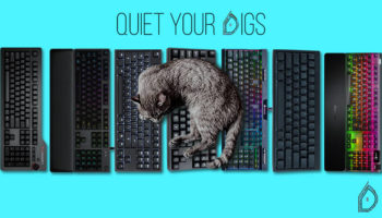 Best Silent Mechanical Keyboard: 7 Quietest Options For Work & Gaming in 2021