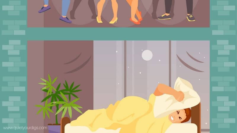 How To Deal With Noisy Upstairs Neighbors In Your Apartment Building