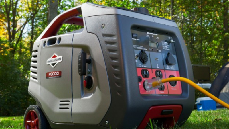 Quietest 3000-Watt Portable Generators For Home Use And Outdoors