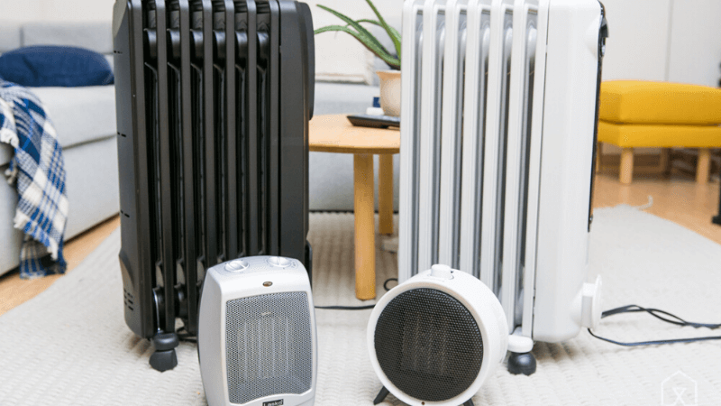 10 Best Quiet Space Heaters For Your Home & Office