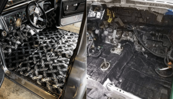 noico vs dynamat: Which is The Best auto sound deadening Mat?